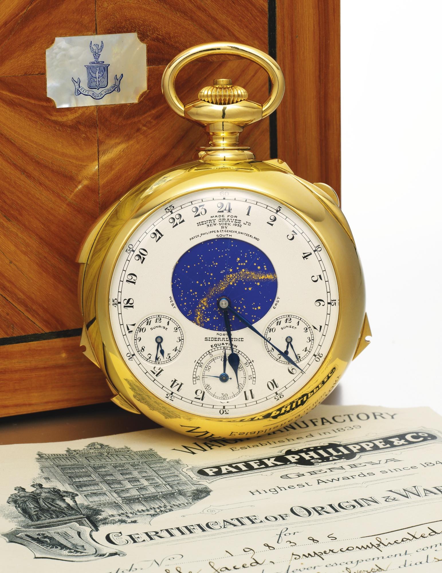 24,000,000 watch Graves Supercomplication