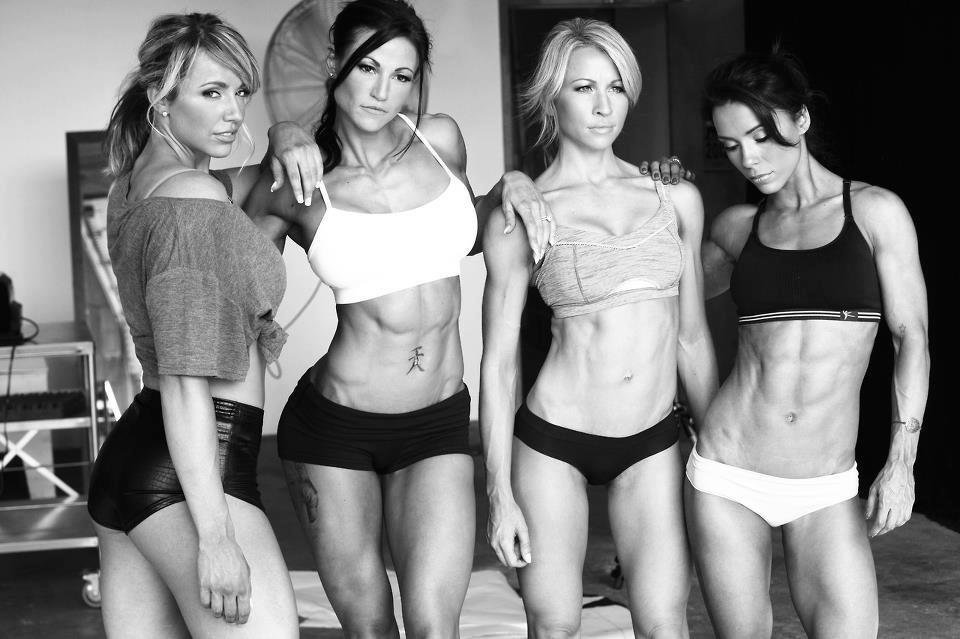 fitness inspiration pic 4 hot women
