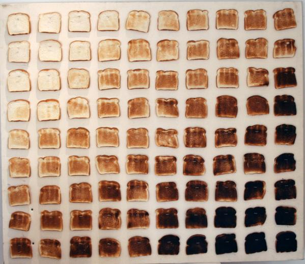 90 shades of toast