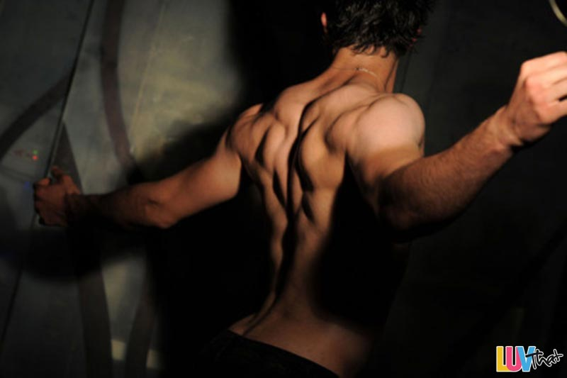 Back Day Fitness Inspiration Pic