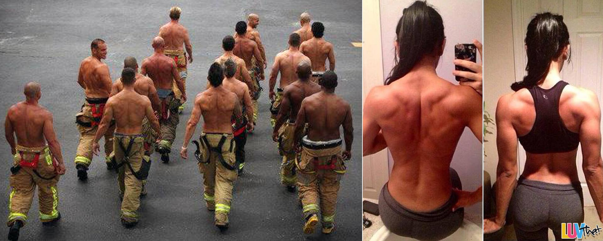 Back Day At The Gym Fitness Motivation Pics Luvthat