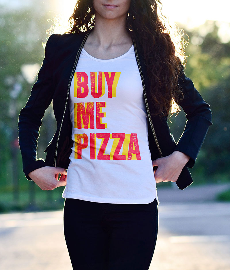buy me pizza